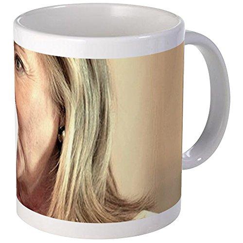 - CafePress Hillary Clinton Mug Unique Coffee Mug, Coffee Cup
