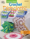 Learn-a-Stitch Crochet Dishcloths, , 1590122046