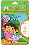 LeapFrog ClickStart Educational Software Dora the Explorer Friends ¡Amigos!