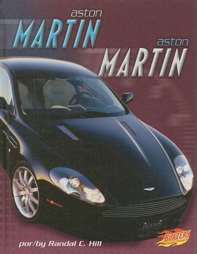 Aston Martin / Aston Martin (Autos rápidos/Fast Cars) (English and Spanish Edition)