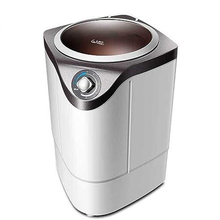 como Lavadora compacta portátil semiautomática del hogar, Ahorro ...