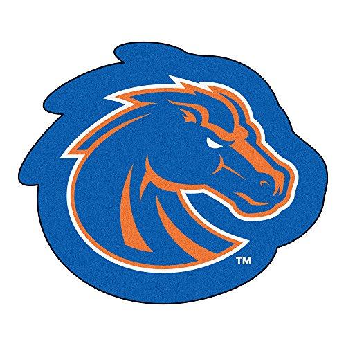 - FANMATS NCAA Boise State University Broncos Nylon Face Mascot Rug