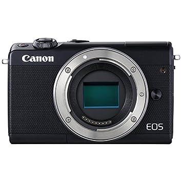 (レンズ別売) EOS M6 (Canon) ボディ キヤノン (シルバー/ミラーレス一眼カメラ)