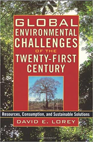 Book Global Environmental Challenges of the Twenty-First Century: Resources, Consumption, and Sustainable Solutions (The World Beat Series)