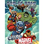 How to Draw Marvel Chibi: Avengers, Step-by-step Drawing Guide, Marvel Chibi Avengers 2 in 1: How to Draw and Marvel Chibi Avengers Coloring Book For Ages 12+