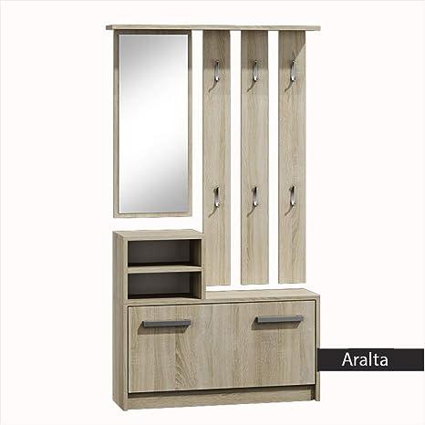 Elbectrade Mobile Ingresso Con Scarpiera Aralta Cm Lhp 85x160x24