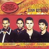 Ekhymosis, Juan Esteban ( CD+DVD)