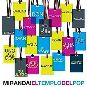 Amazon.com: El Templo del Pop [Explicit]: Miranda!: MP3 Downloads