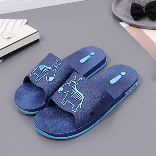 slip bathroom massage base bath soft cool interior slippers home 43 men home male summer anti blue fankou Slippers xB4wvFqRg