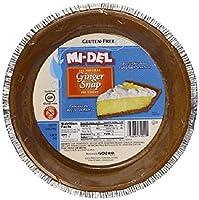MI-DEL Gluten Free Ginger Snap Pie Crust 200g