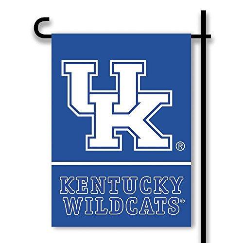 - NCAA Kentucky Wildcats 2-Sided Garden Flagncaa 2-Sided Garden Flag, Royal,
