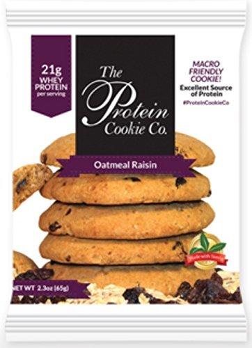 Low Fat Oatmeal Raisin - 8