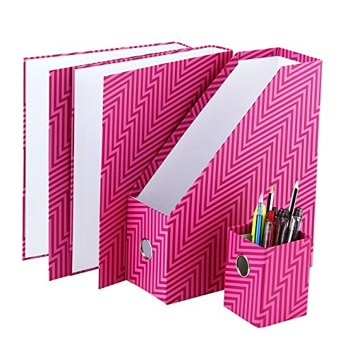 YOMA-Multi-Functional-OfficeSchool-Supply-With-Pen-Folder-Rack-Stationery-Set