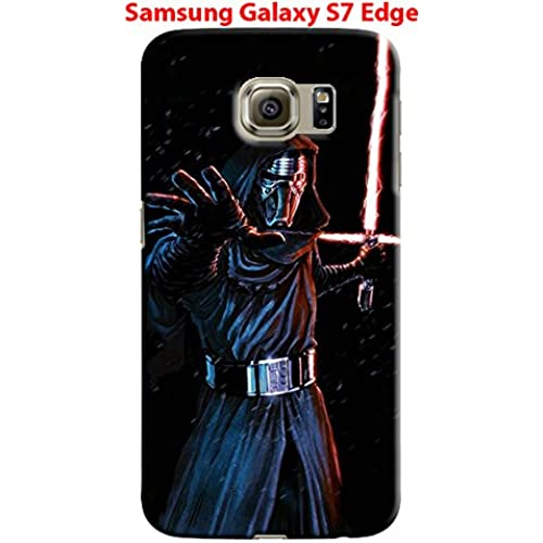 Star Wars the Force Awakens for Samsung Galaxy S7 Edge Hard Case Cover (sw94) Sales