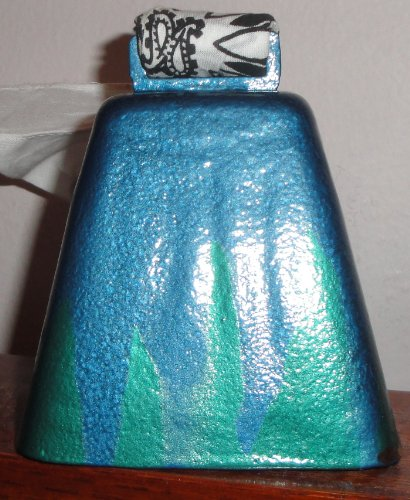 2008-09 Seattle Thunderbirds Whl Hockey Authentic Ice Belle Cowbell Showare]()
