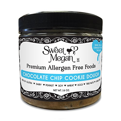 Sweet Megan Edible Bake-able Chocolate Chip Cookie Dough