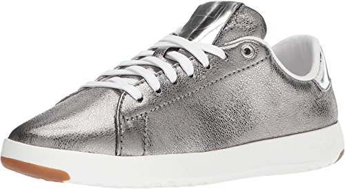 Cole Haan Women's Grandpro Tennis, Anthracite Glitter, 7.5 B US by Cole Haan