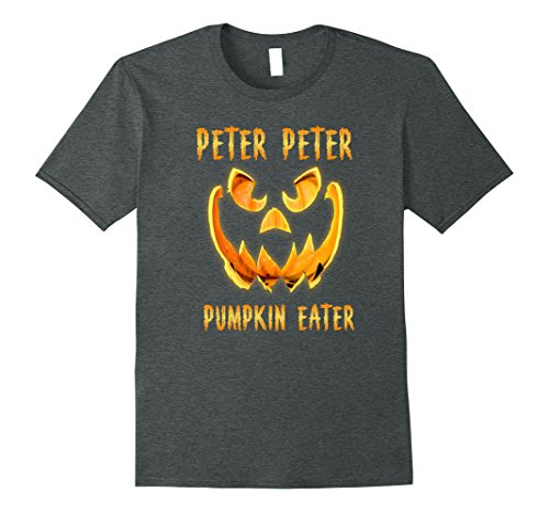 Mens Couples Halloween Costume Ideas Peter Peter Pumpkin Eater 2XL Dark (Scary Couples Costume Ideas)
