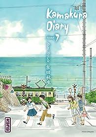 Kamakura Diary, tome 7 par Akimi Yoshida
