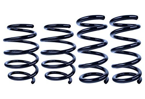 Steeda Ultralite Extreme Lowering Springs Linear for 15-17 Ford Mustang - Extreme Springs Lowering