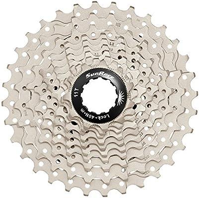 SunRace CSRS1 Cassette, Deportes al Aire Libre, Ciclismo ...