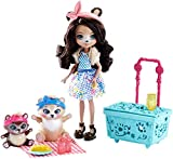 Enchantimals Paws for a Picnic Doll & Playset
