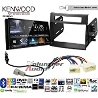 Volunteer Audio Kenwood DDX9904S Double Din Radio Install Kit with Apple CarPlay Android Auto Bluetooth Fits 2012-2013 Kia Soul