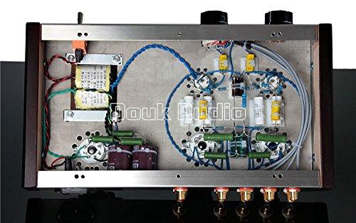 Nobsound 6J4+6P6P Vacuum Tube Pre-Amplifier Stereo HiFi