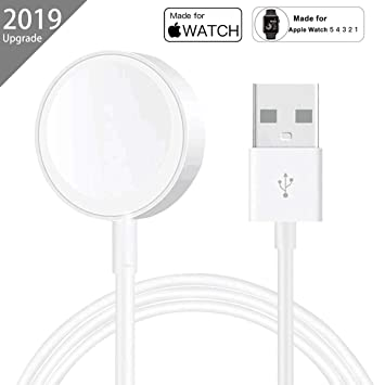 AICase Charger para Apple Watch[Apple MFi Certified ...