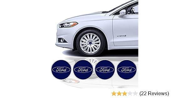 "Ford Focus Silver Center Cap New Factory OEM 5 7//8/"" Diameter   Set of 2"