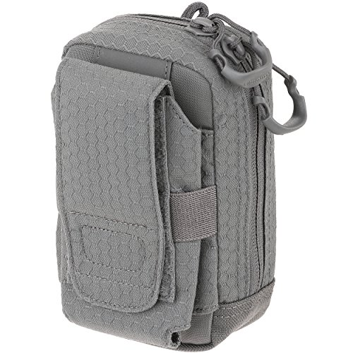 Maxpedition Pup Phone Utility Pouch, Gray