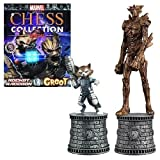 Marvel Chess Figurine Collection Magazine Special #2: Rocket Raccoon and Groot by EAGLEMOSS PUBLICATIONS LTD