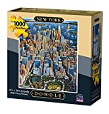 Dowdle Jigsaw Puzzle - New York - 1000 Piece