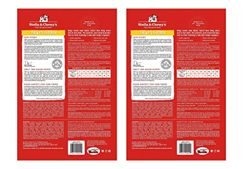 Stella & Chewy's Chewys Chicken Dinner Patties - 2 Pack by Stella & Chewy's (Image #1)
