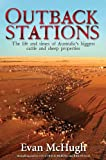 Front cover for the book Outback Stations by Evan McHugh