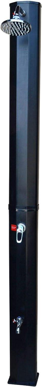 Solardusche Bix mit Einhandmischer