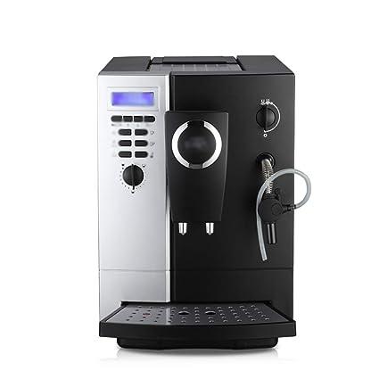 LJHA kafeiji Máquina de café, máquina de café Inteligente Italiana, máquina de café automática