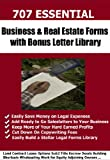 707 Essential Business & Real Estate Forms w/ Letters