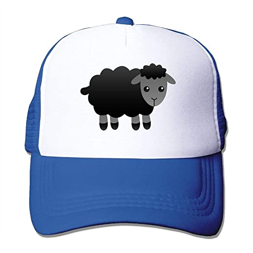3220731a6288a Image Unavailable. Image not available for. Color  Black Sheep Mesh Trucker  Caps Hats ...