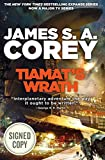 Tiamat's Wrath (Expanse Series #8) James S.A. Corey sa (SIGNED BOOK) COA 5241 Available March 26, 2019