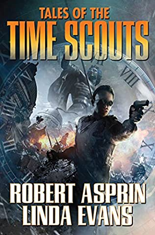 book cover of Tales of the Time Scouts