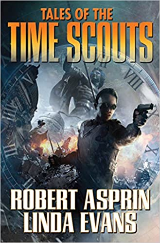 Book Tales of the Time Scouts
