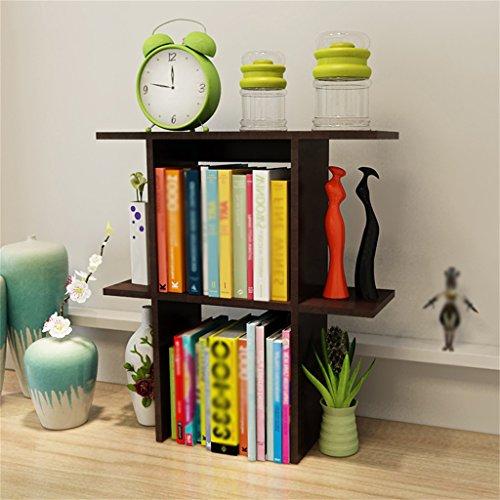 Rack shelf Rock Computer On The Table Bookshelf Desktop Tele