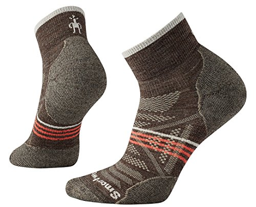 Smartwool Women's PhD¿ Outdoor Light Mini Taupe Medium