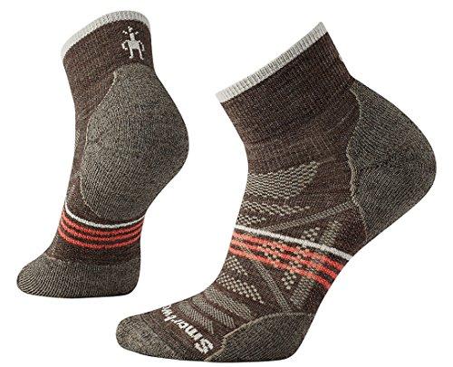 Smartwool Women's PhD¿ Outdoor Light Mini Taupe - Mini Mid Sock