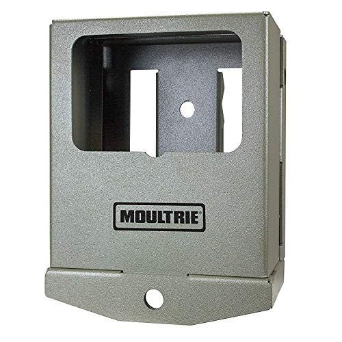 Moultrie S-Series Game Camera Security Box (Fits S-50I) Grey