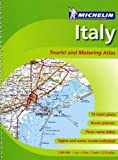 Italy Tourist and Motoring Atlas, Michelin, 206714099X