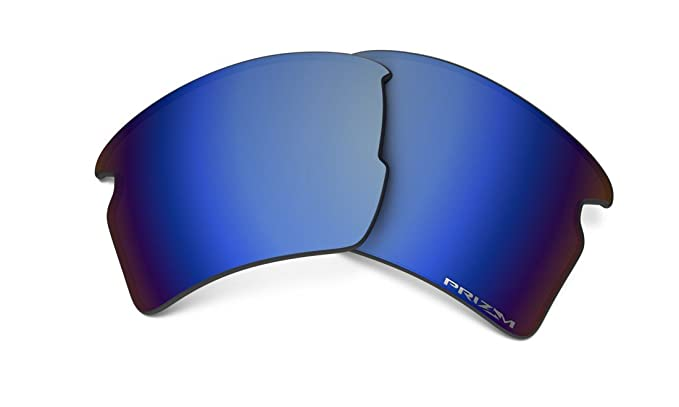 6b19b0a09a Image Unavailable. Image not available for. Colour  Oakley Flak 2.0 XL Prizm  Replacement Lens Prizm Deep Water Polarized ...
