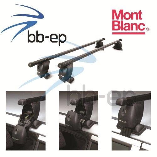 Montblanc BU1-FK225-T118 Dachträger Stahl
