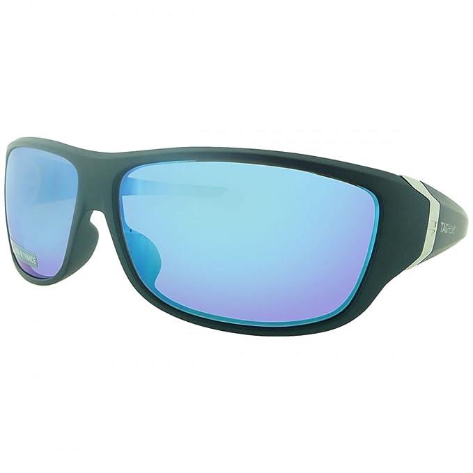 Tag Heuer Marine Navy Wraparound Sport Gafas De Sol With ...
